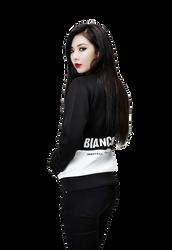 Hyuna 4 Minute Render