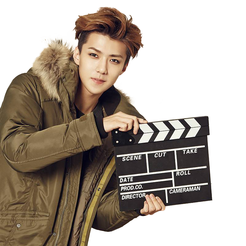 Sehun Exo Png 001 By Yourlonglostsister On Deviantart