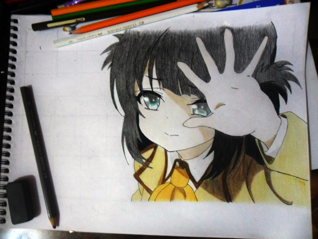 Miuna Shiodome From Nagi No Asukara By Yourlonglostsister
