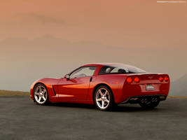 Chevrolet Corvette C5 03 by FreeWallpapers