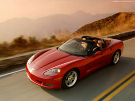 Chevrolet Corvette C5 04 by FreeWallpapers