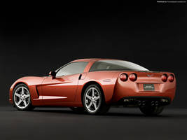 Chevrolet Corvette C5 06 by FreeWallpapers