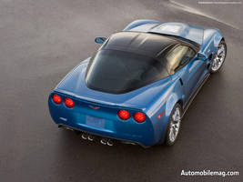 Chevrolet Corvette ZR1 01 by FreeWallpapers