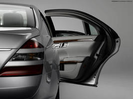 Mercedes Benz S600Guard 2007 1 by FreeWallpapers