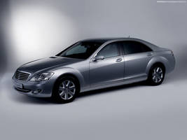 Mercedes Benz S600Guard 2007 3 by FreeWallpapers