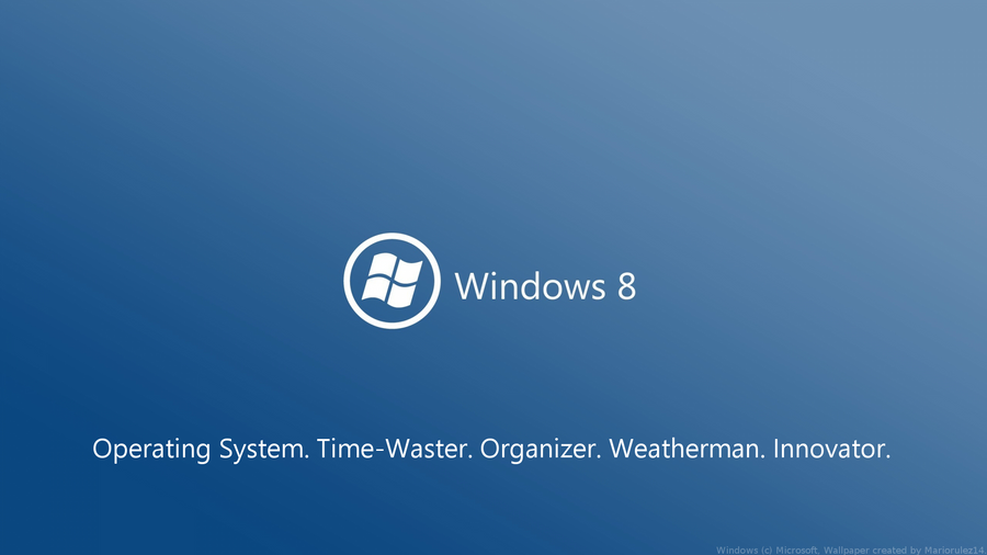 Windows 8 Innovation Wallpaper By Mariorulez14 On Deviantart