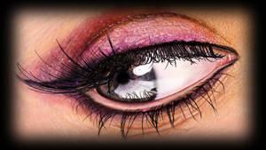 Eye-Wallpaper digital painting