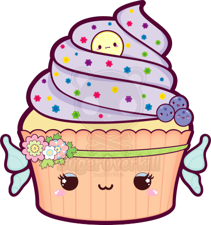 Kawaii Fairy Cupcake by mAi2x-chan on DeviantArt