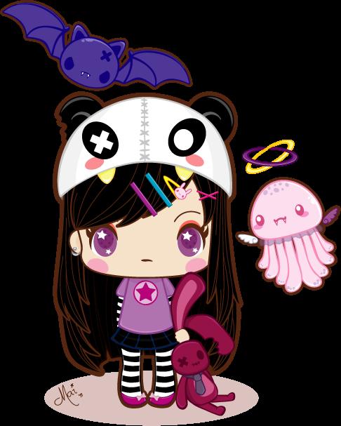 Chibi Mai by mAi2x-chan