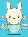 White Truffle Bunny