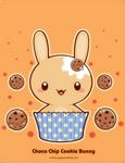 Chocolate Chip Truffle Bunny