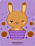 Caramel Truffle Bunny