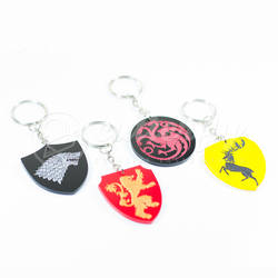 GOT Sigil Set Keychains by Cutterfly