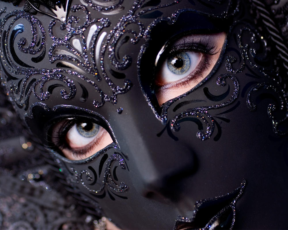 Masquerade by IllustratedEye