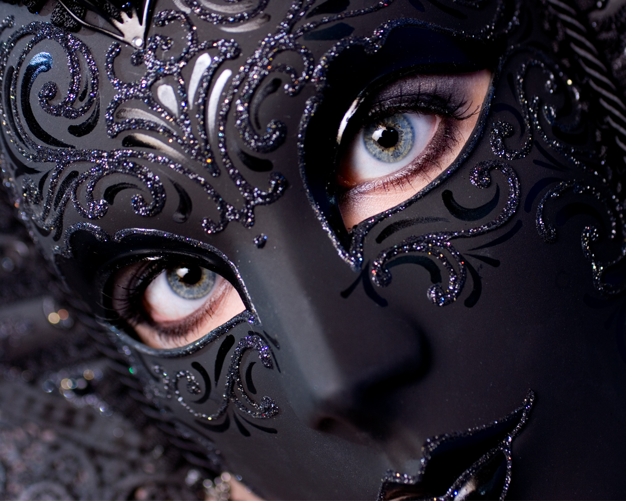 women art mask - photo #15