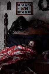 Bed Fears by IllustratedEye