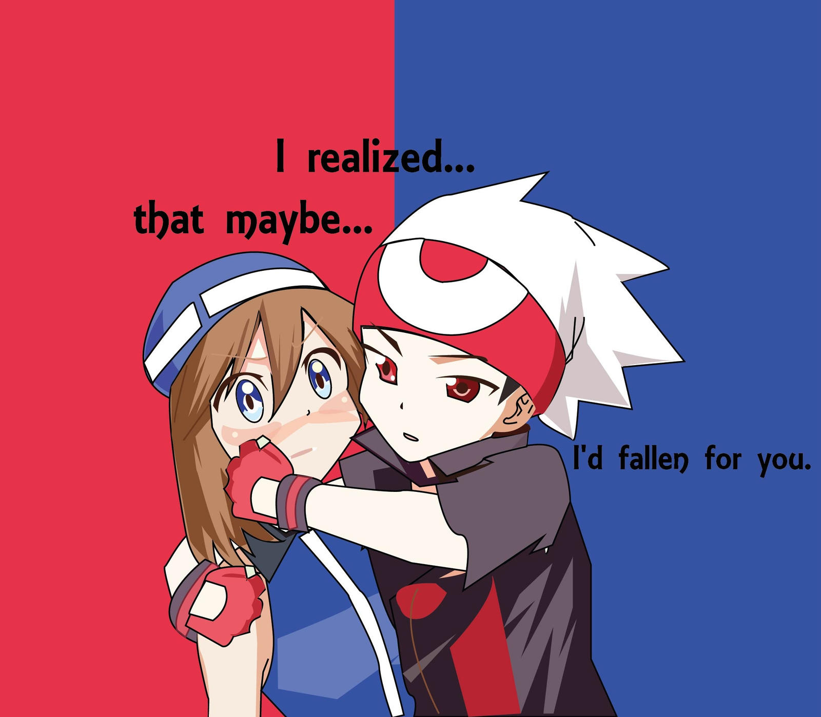 Pokemon Special: Ruby and Sapphire by Boronalloy on DeviantArt