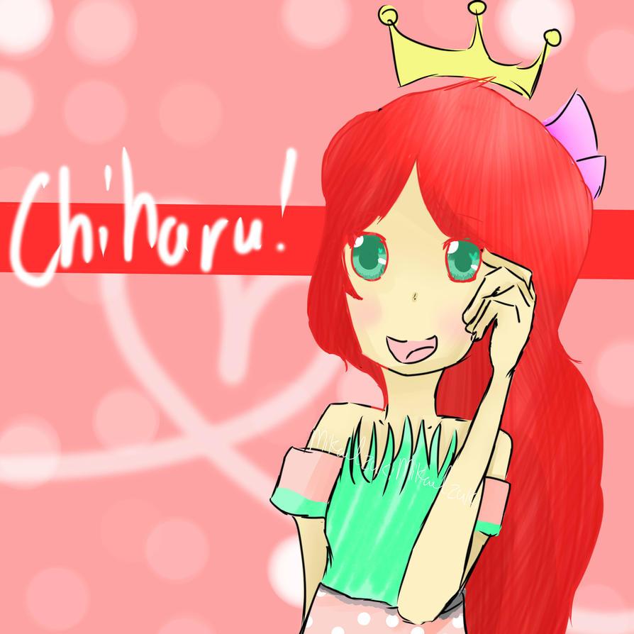 Chiharu.! by xMikadzuki