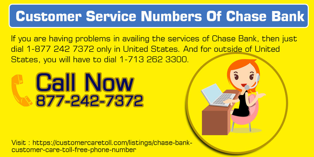 Customer Service Numbers Of Chase Bank by mosesharris657 on DeviantArt