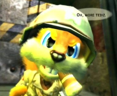Conker live and reloaded screenshot #14 by yoshiyoshi700