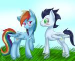 Rainbow Dash X Sorin!!!