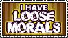 Morals by BUSHNAK