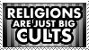 Cults by BUSHNAK