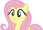 Cute Fluttershy Vector