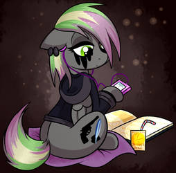 Emo Dee by X-BlackPearl-X