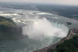 Niagra Falls Canada by NISHDPIAN