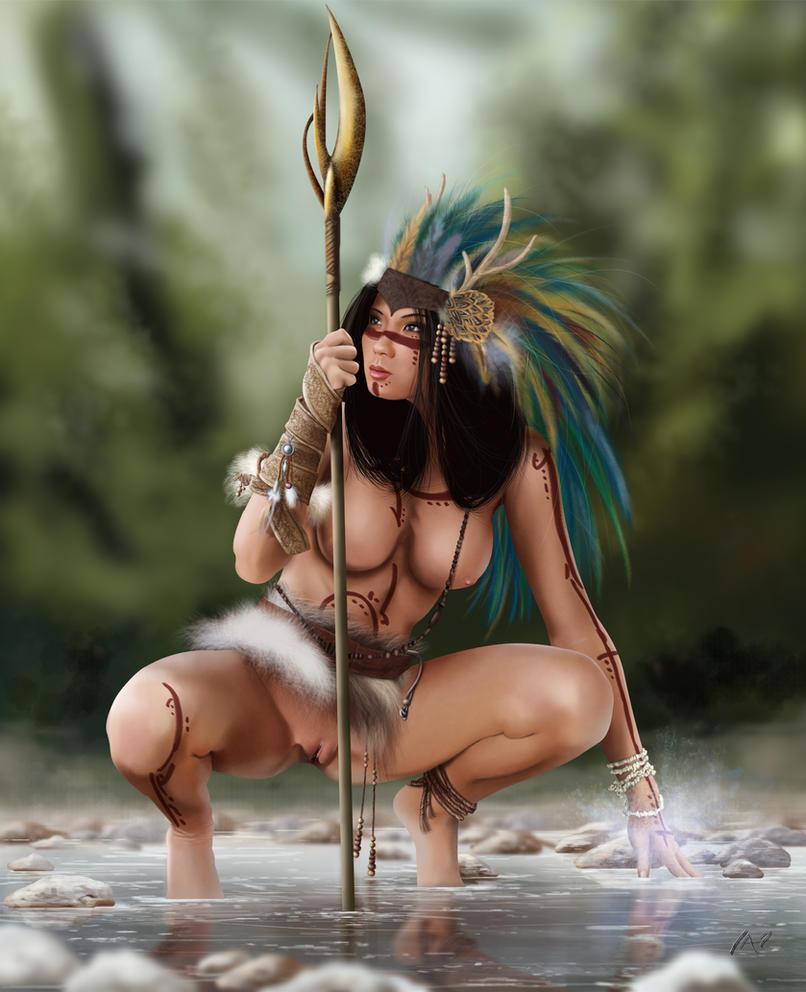 Demon Hunter by funkyalienlovers