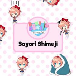 DDLC Sayori Shimeji