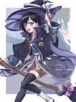 CM: Saya Wandering Witch