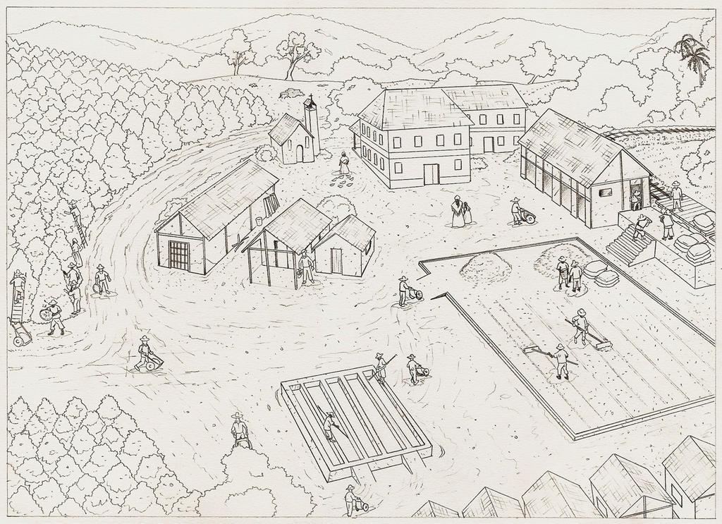 Image Result For Farmland Sketch