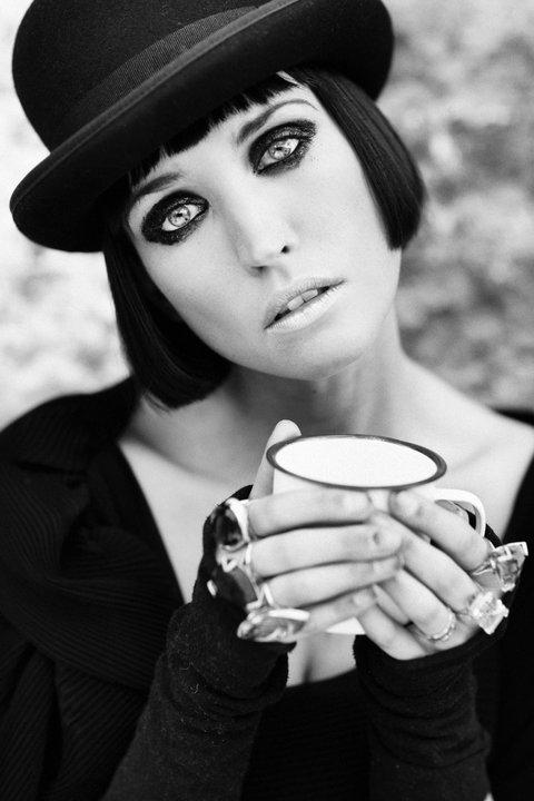 Kojii Helnwein in Chaplin by Kojii-Helnwein
