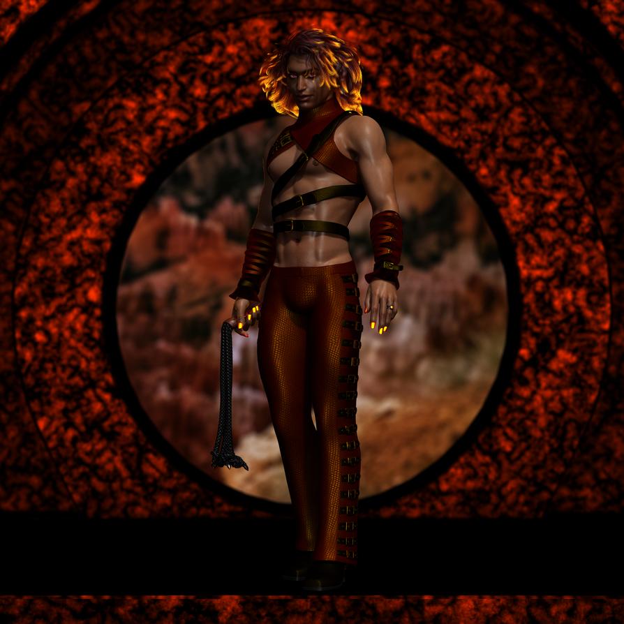 Damarr The Dominant by Minyassa