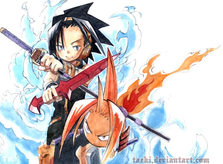 Shaman King by taeki