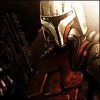 Avatar Mandaloriano Kratos by Arubaru