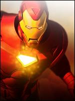 Avatar Iron Man v1 by Arubaru