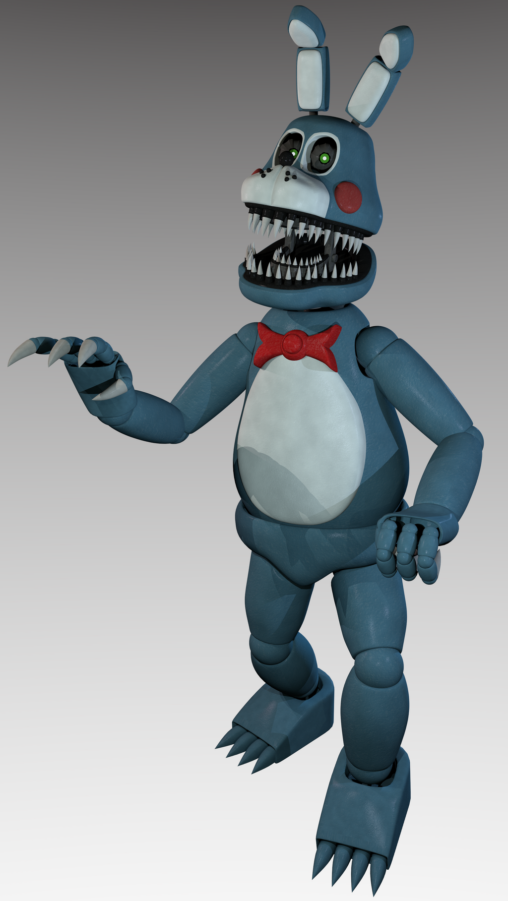 Most Design Ideas Nightmare Toy Bonnie Pictures, And Inspiration