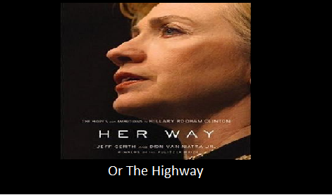 Hillary Clinton by MegaPoochyena1997