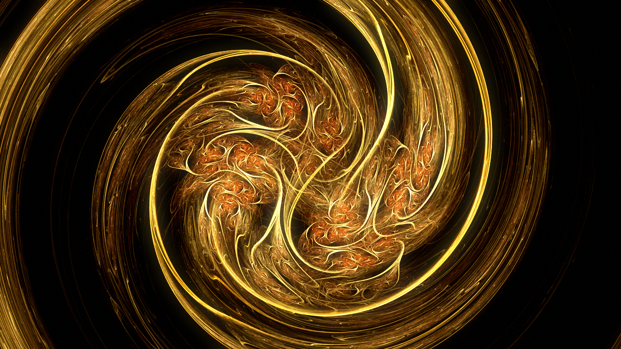 Golden Spiral by ElenaLight