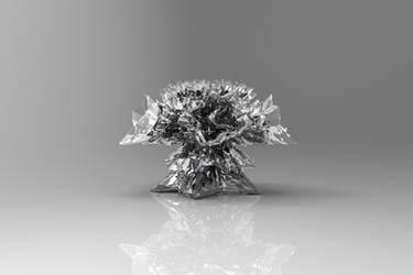 Glassy bouquet by ElenaLight