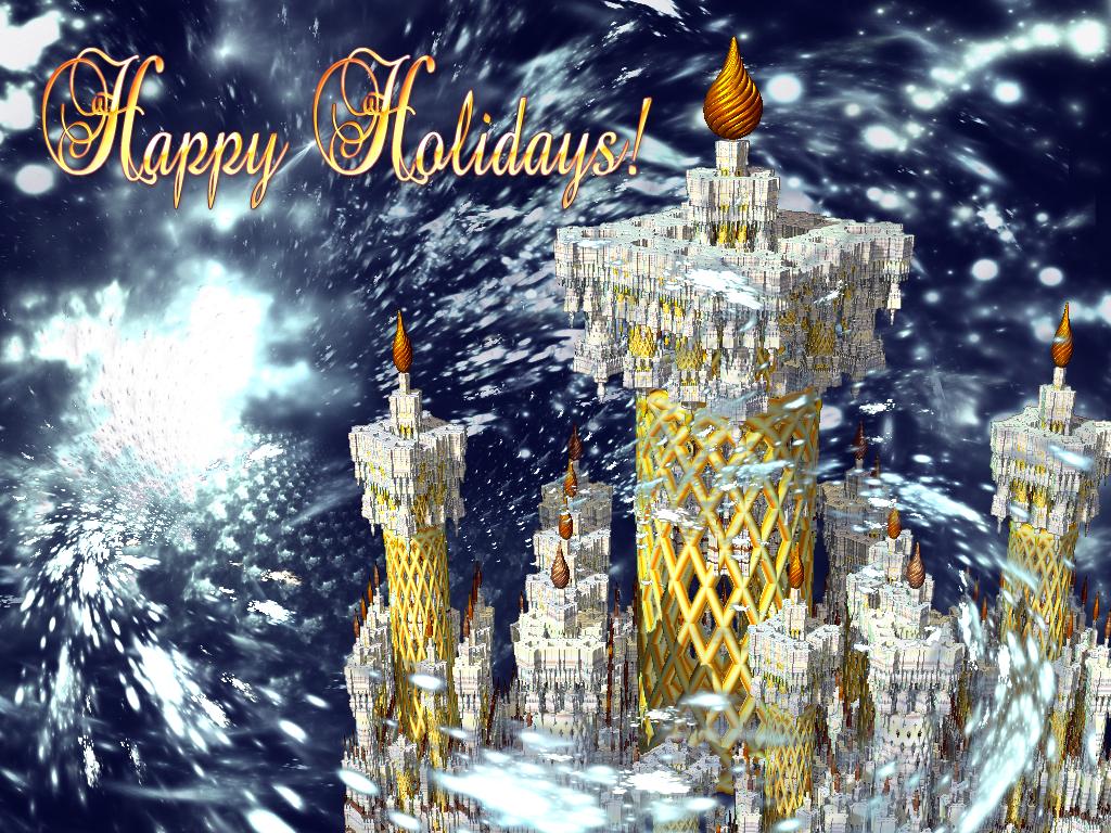 Happy Holidays! by ElenaLight