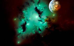 Far corner of the Universe