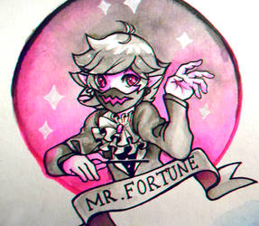 Mr Fortune by UnluckyLapin