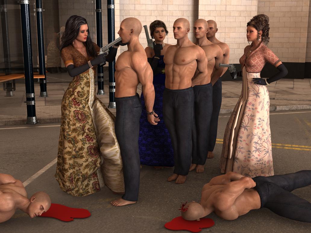 Fantasy femdom executioner free stories big