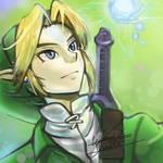 Link- The Legend of Zelda Ocarina of Time