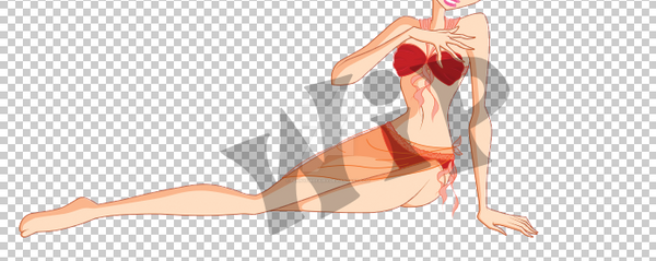 WIP - Swimsuit by PennyFireFairy