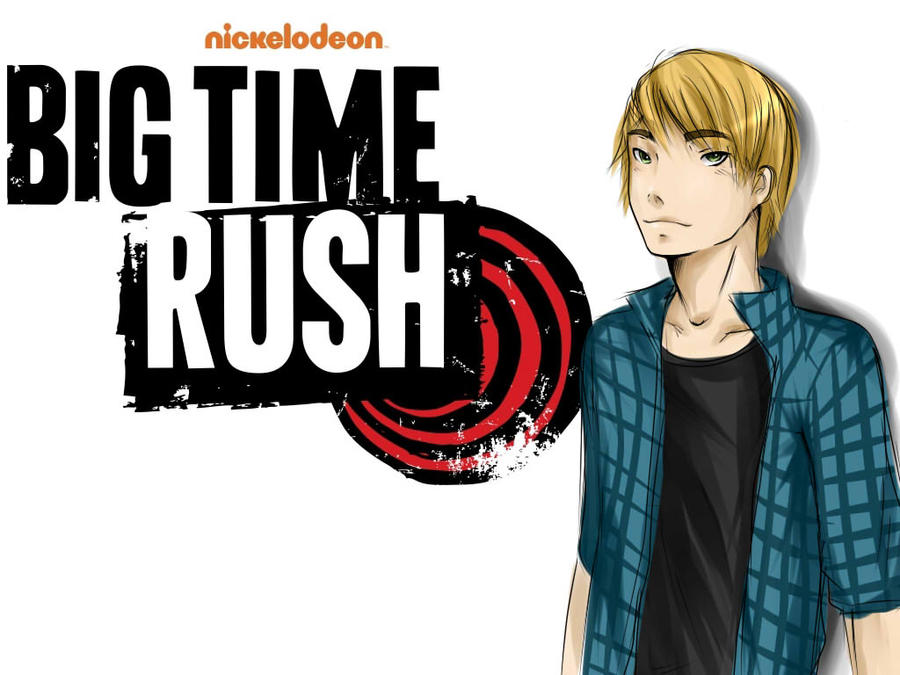 Big Time Rush Anime: Kendall By Monksea On DeviantArt
